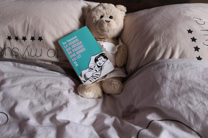 une vie dans un lit une vie tous azimuts. Black Bedroom Furniture Sets. Home Design Ideas
