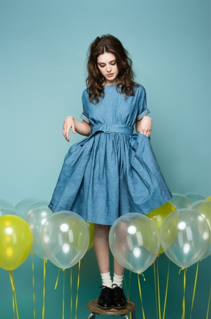 robe-frida-chambray