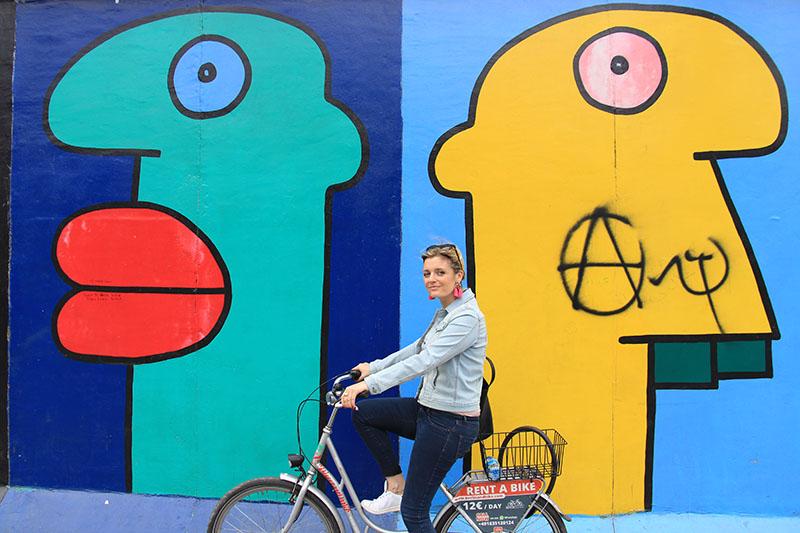 Berlin à vélo